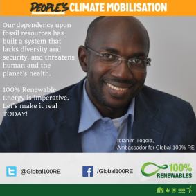 Dr. Ibrahim Togola