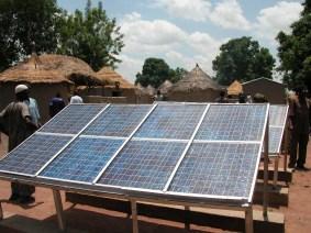 Solardach Mali