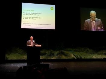 Claude Martin, Biologe und Umweltschützer