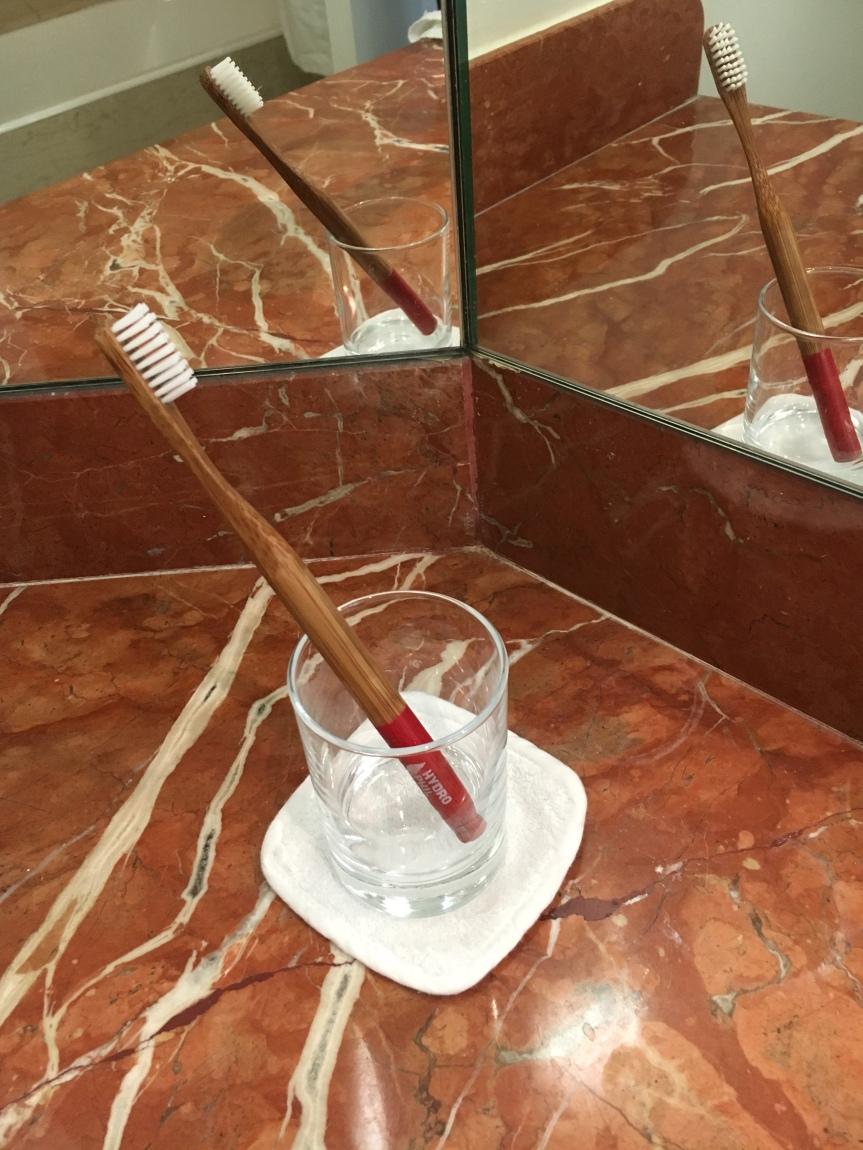 Zahnbürste von HydroPhil