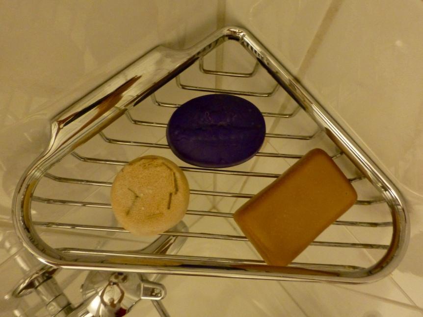 Plastikfreies Badezimmer