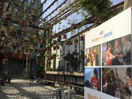 Filme für die Erde in Basel