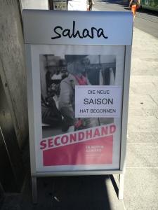 Sahara Secondhand