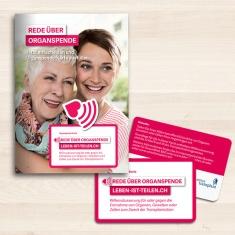 Kampagne von Leben-ist-Teilen.ch