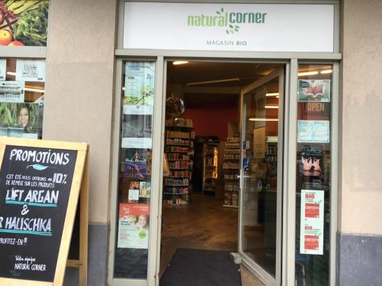 """Magasin Bio """"Natural Corner"""""""
