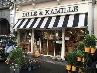 Dille & Kamille an der J. Stas-Straat