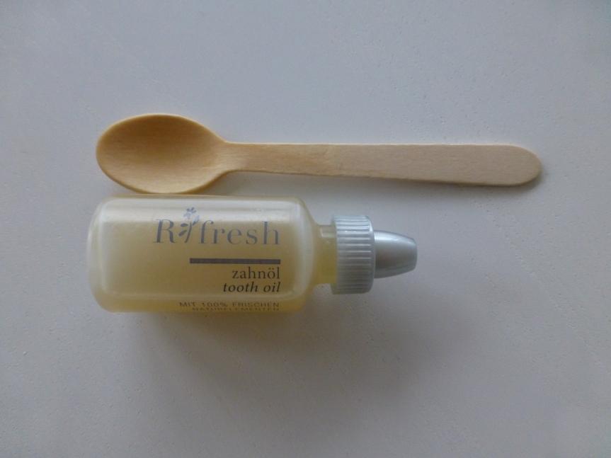 Zahnöl