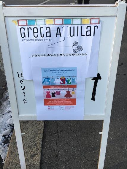 Greta Aguilar; Zweit Leben