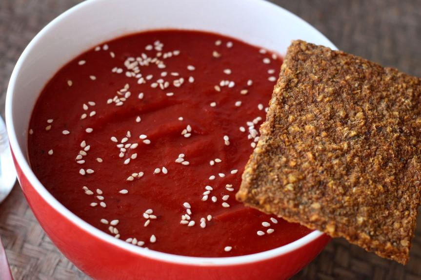 Randen-Tompinabur-Suppe