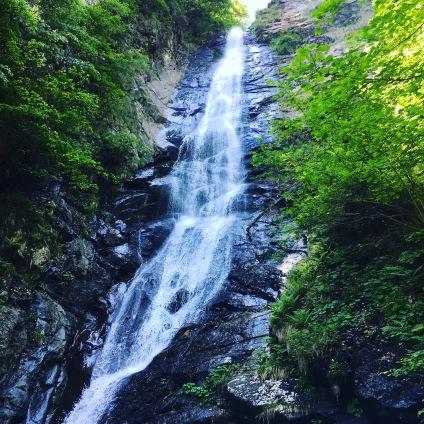 Eindrücklicher Wasserfall
