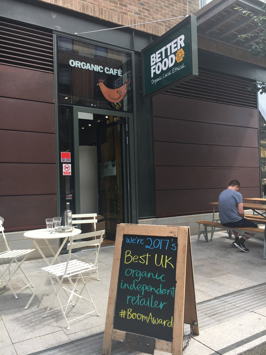 Organic Café