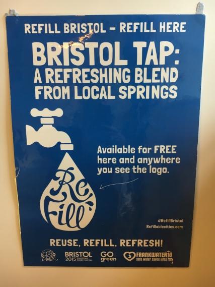 Refill Bristol, Bristol Tap