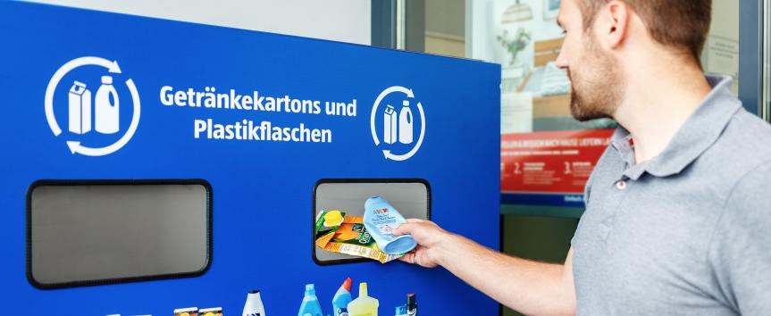 Plastik Recycling in derSchweiz