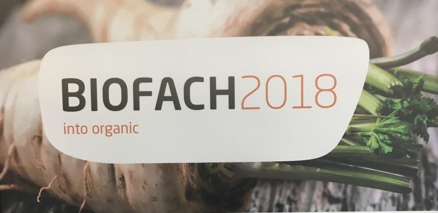 Biofach 2018 inNürnberg